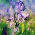 Pretty Little Bluebells by Lois Bryan