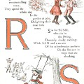 Pretty Name Abc R And S by Reynold Jay