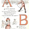 Pretty Names Abc A And B by Reynold Jay