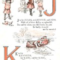 Pretty Names Abc J And K by Reynold Jay