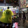 Pretzel Vendor, Times Square, New York City #130538 by John Bald
