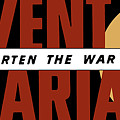 Prevent Malaria - Shorten The War  by War Is Hell Store