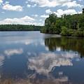 Price Lake In North Carolina by Jill Lang