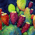 Prickly Pear by Hailey E Herrera