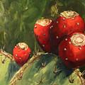 Prickly Pear IIi by Torrie Smiley