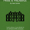 Pride And Prejudice Greatest Books Ever Series 016 by Design Turnpike