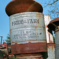 Pride Of The Farm 25 Bushel Feeder by Grant Groberg