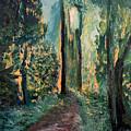 Priest Point Trail by Richard Beauregard