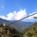 Primitive Suspension Bridge by Yali Shi