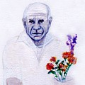 Primroses For Picasso by Michela Akers