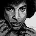 Prince Art - Pencil Drawing From Photography - Ai P. Nilson by Ai P Nilson