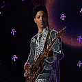 Prince At Coachella by Ericamaxine Price
