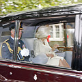 Prince Charles And Camilla by KG Thienemann