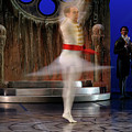 Prince Charming In Blurred Spin While Dancing In Ballet Jorgen P by Reimar Gaertner