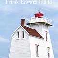 Prince Edward Island Lighthouse Poster by Edward Fielding