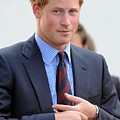 Prince Harry At A Public Appearance by Everett
