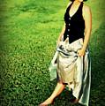 Princess Along The Grass by Charles Benavidez