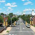 Princess Anne Avenue Fredericksburg by Arthur English