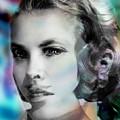 Princess Claudia Vinci by Maciej Mackiewicz