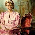 Princess Diana The Peoples Princess by Carole Spandau