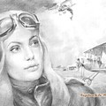 Princess Eugenie M Shakhovskaya Historic Czar Russia Featured By Angelina Jolie by Michael Klimusha
