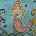 Princess Mermaid by Rain Ririn