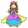 Princess by Monica Moscovich