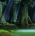 Princess Mononoke by Bert Mailer