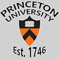 Princeton University Est 1746 by Movie Poster Prints