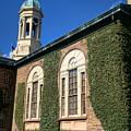 Princeton University Nassau Hall Cupola by Olivier Le Queinec
