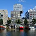 Prinseneiland Amsterdam by August Timmermans