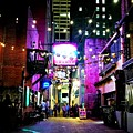 Printers Alley 1 by Michael Cooley