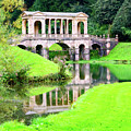Prior Park Palladian Bridge by Colin Rayner