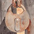 Prison Lock by Ken Powers