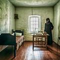 Prisoner In Jail by Sergey Nosov