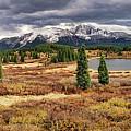 Pristine Mountain Lake by Leda Robertson