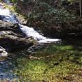 Pristine Stream Pool by Joshua Bales