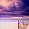 Private Beach Cape Cod by Matt Suess