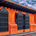 Private House Antigua Guatemala - Guatemala by Totto Ponce