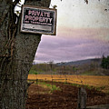 Private Property by Valerie Cartier