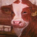 Prized Bull by Richalyn Marquez