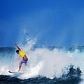 Pro Surfer Chris Ward by Scott Cameron