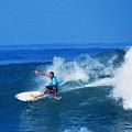 Pro Surfer Ezekiel Lau-1 by Scott Cameron