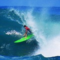 Pro Surfer Keanu Asing-2 by Scott Cameron