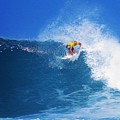 Pro Surfer Nathan Hedge-1 by Scott Cameron