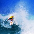 Pro Surfer-nathan Hedge-4 by Scott Cameron