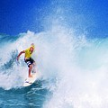 Pro Surfer-nathan Hedge-5 by Scott Cameron