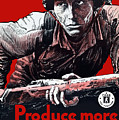 Produce More Milk For Him - WW2 by War Is Hell Store