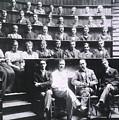 Professors Harvey Cushing, Howard by Everett