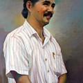 Prof.panya Petchoo by Chonkhet Phanwichien